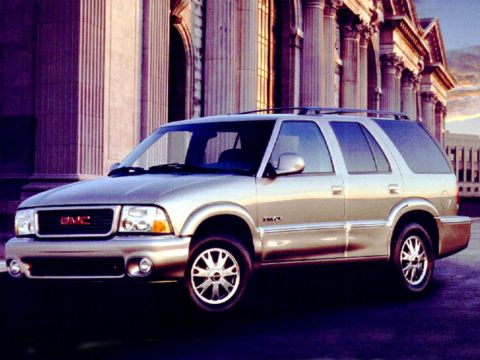 Pre-Owned 1999 GMC Jimmy Envoy